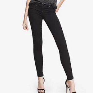 Express Stella black legging